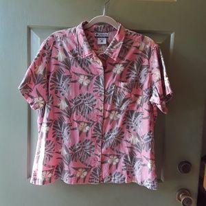 fccc655f Columbia Tops - {Vintage Columbia} Hawaiian Shirt